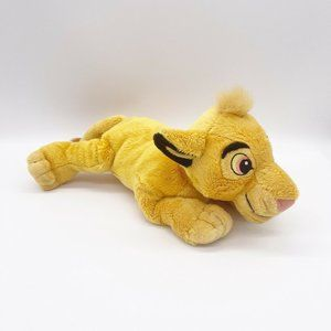 Disney Parks The Lion King Young Baby Simba Plush